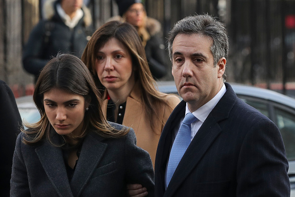 Drew Angerer「Former Trump Lawyer Michael Cohen Attends His Sentencing Hearing」:写真・画像(15)[壁紙.com]