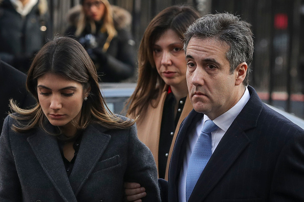 Drew Angerer「Former Trump Lawyer Michael Cohen Attends His Sentencing Hearing」:写真・画像(12)[壁紙.com]