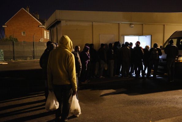 Calais「Migrants Gather At Calais Border Pressure Point」:写真・画像(9)[壁紙.com]