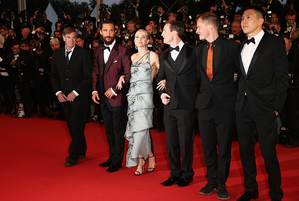 "Chris Sparling「""The Sea Of Trees"" Premiere - The 68th Annual Cannes Film Festival」:写真・画像(16)[壁紙.com]"