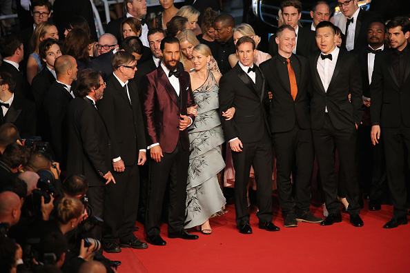 "Chris Sparling「""The Sea Of Trees"" Premiere - The 68th Annual Cannes Film Festival」:写真・画像(12)[壁紙.com]"