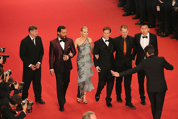 "Chris Sparling「""The Sea Of Trees"" Premiere - The 68th Annual Cannes Film Festival」:写真・画像(19)[壁紙.com]"