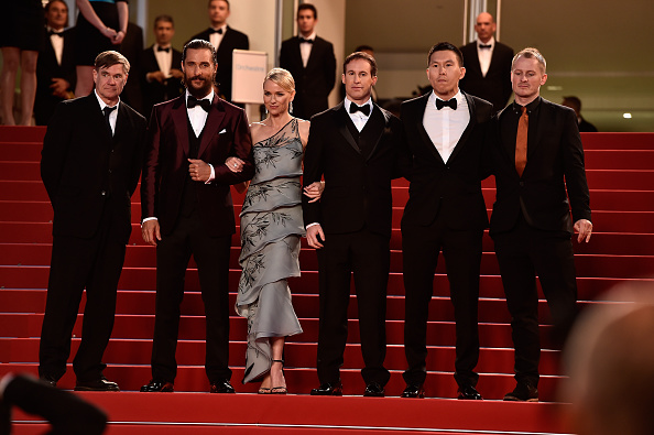 "Chris Sparling「""The Sea Of Trees"" Premiere - The 68th Annual Cannes Film Festival」:写真・画像(4)[壁紙.com]"
