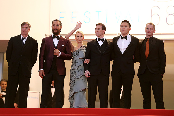 "Chris Sparling「""The Sea Of Trees"" Premiere - The 68th Annual Cannes Film Festival」:写真・画像(14)[壁紙.com]"