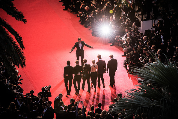 "Chris Sparling「""The Sea Of Trees"" Premiere - The 68th Annual Cannes Film Festival」:写真・画像(5)[壁紙.com]"