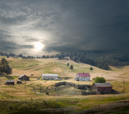 Remote Location「Nebraska Farm」:スマホ壁紙(0)