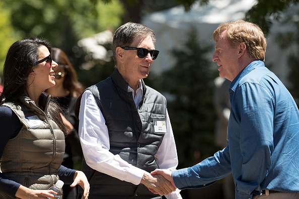 Liverpool F「Annual Allen And Co. Investors Meeting Draws CEO's And Business Leaders To Sun Valley, Idaho」:写真・画像(19)[壁紙.com]