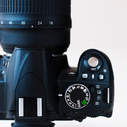 Aperture「Digital SLR camera buttons」:スマホ壁紙(18)