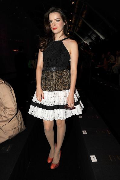 Halter Top「Roberto Cavalli - Backstage & Front Row - Milan Fashion Week Womenswear Spring/Summer 2012」:写真・画像(14)[壁紙.com]