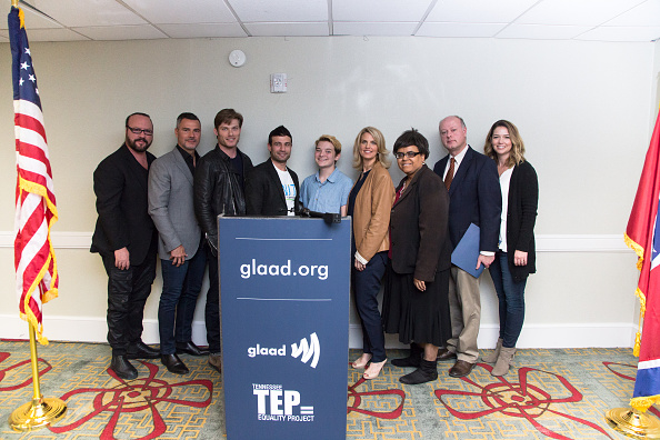 High School Student「Tennessee Equality Project & GLAAD Call On The Country Music Industry To Speak Out On Tennessee's Anti-LGBT Bills」:写真・画像(14)[壁紙.com]