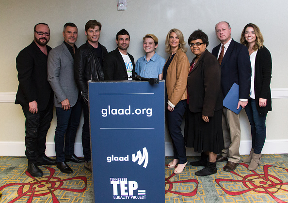 High School Student「Tennessee Equality Project & GLAAD Call On The Country Music Industry To Speak Out On Tennessee's Anti-LGBT Bills」:写真・画像(15)[壁紙.com]