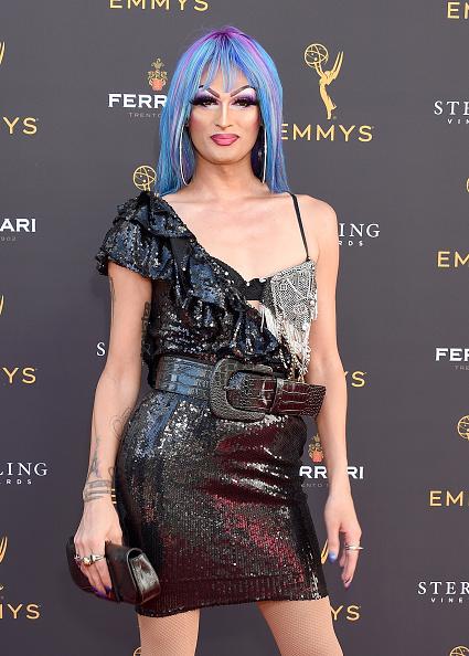 Mini Dress「71st Los Angeles Area Emmy Awards」:写真・画像(1)[壁紙.com]