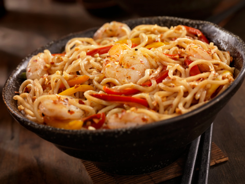 Kung Pao Chicken「Kung Pao Shrimp」:スマホ壁紙(5)