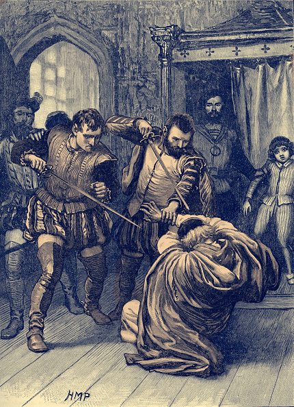 Religion「Cardinal Beaton is assassinated, 29 May 1546」:写真・画像(4)[壁紙.com]
