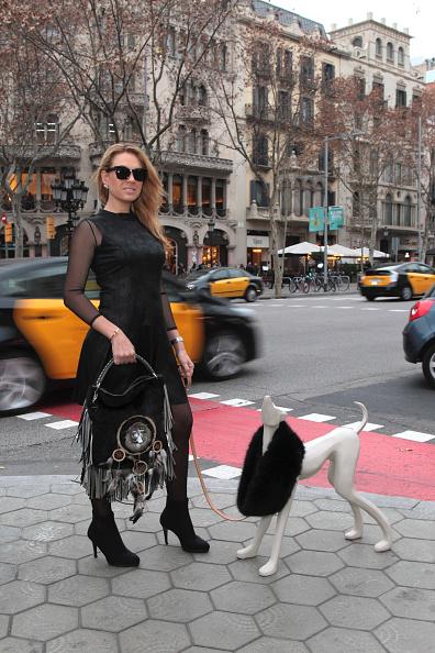 Calvin Klein Sunglasses「Street Style in Barcelona」:写真・画像(8)[壁紙.com]
