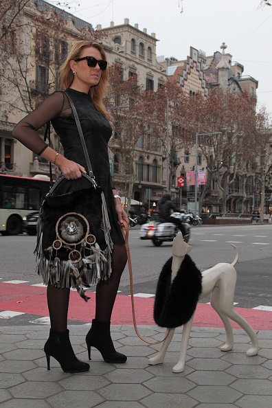 Calvin Klein Sunglasses「Street Style in Barcelona」:写真・画像(6)[壁紙.com]