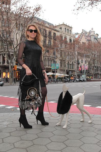 Calvin Klein Sunglasses「Street Style in Barcelona」:写真・画像(11)[壁紙.com]