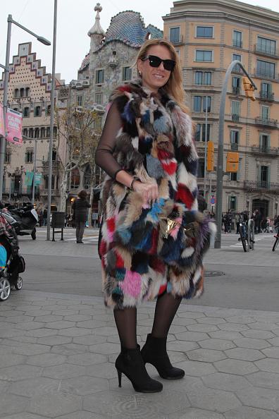 Calvin Klein Sunglasses「Street Style in Barcelona」:写真・画像(14)[壁紙.com]