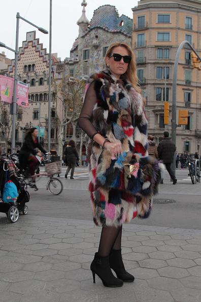 Calvin Klein Sunglasses「Street Style in Barcelona」:写真・画像(4)[壁紙.com]