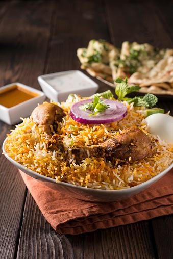 Basmati Rice「Chicken Biryani」:スマホ壁紙(19)