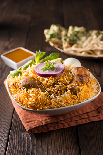 Basmati Rice「Chicken Biryani」:スマホ壁紙(12)