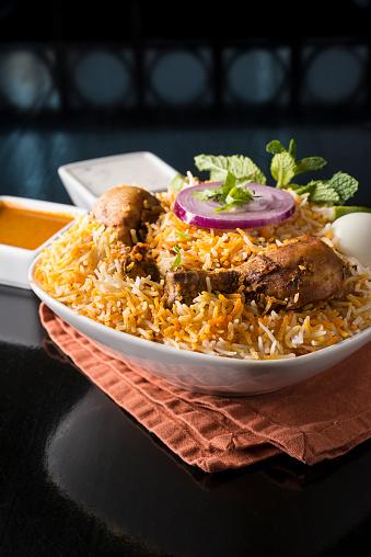 Basmati Rice「Chicken Biryani」:スマホ壁紙(6)