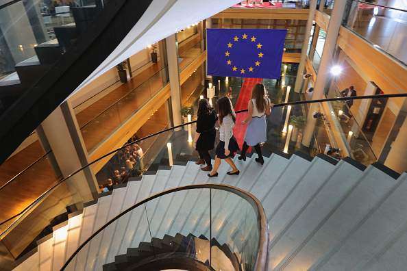 European Parliament「EU Referendum - Strasbourg The Seat Of The EU Parliament」:写真・画像(12)[壁紙.com]