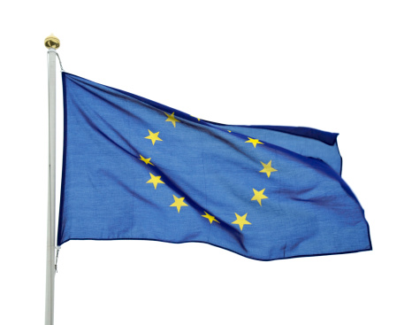 Pole「European union flag」:スマホ壁紙(2)