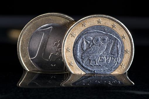 硬貨「European Union Currency - Greek」:スマホ壁紙(3)