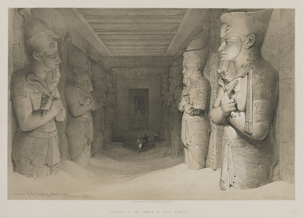 Chromolithograph「Egypt And Nubia」:写真・画像(7)[壁紙.com]