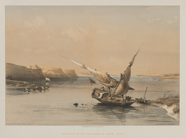 Approaching「Egypt And Nubia」:写真・画像(13)[壁紙.com]
