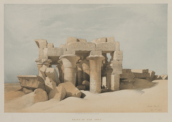 Chromolithograph「Egypt And Nubia」:写真・画像(3)[壁紙.com]