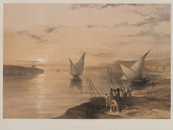 Chromolithograph「Egypt And Nubia」:写真・画像(3)[壁紙.com]