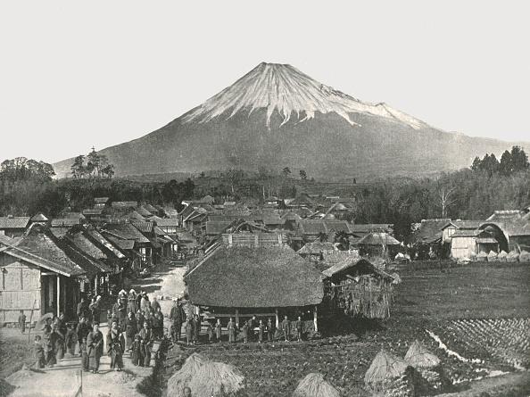Volcanic Landscape「Fujiyama」:写真・画像(16)[壁紙.com]
