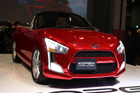 Tokyo Auto Salon「Tokyo Auto Salon 2014」:写真・画像(19)[壁紙.com]