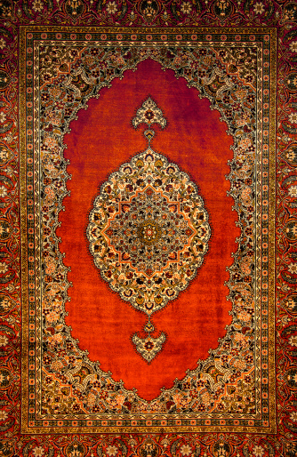 Tribal Art「Turkish Carpet」:スマホ壁紙(14)