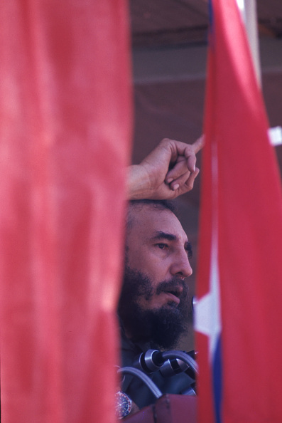 Romano Cagnoni「Castro Speaks」:写真・画像(1)[壁紙.com]