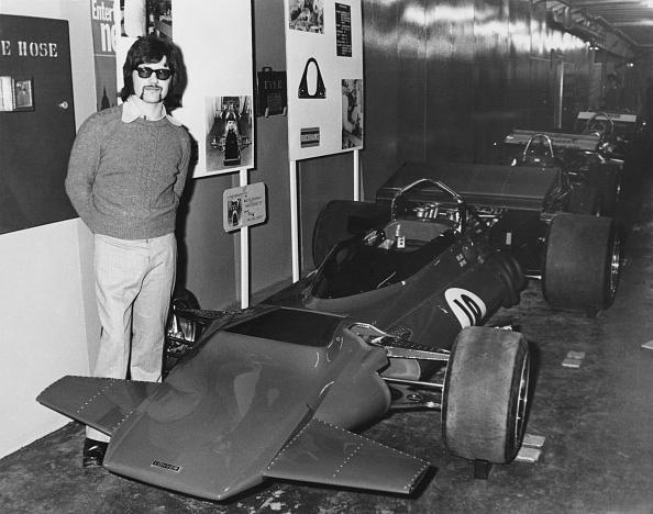 レーシングカー「Peter Connew F1 car designer」:写真・画像(3)[壁紙.com]