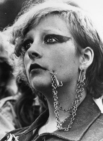 Punk - Person「Pin Face」:写真・画像(2)[壁紙.com]