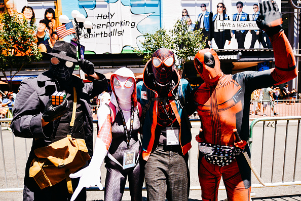 Cosplay「2019 Comic-Con International - General Atmosphere And Cosplay」:写真・画像(4)[壁紙.com]