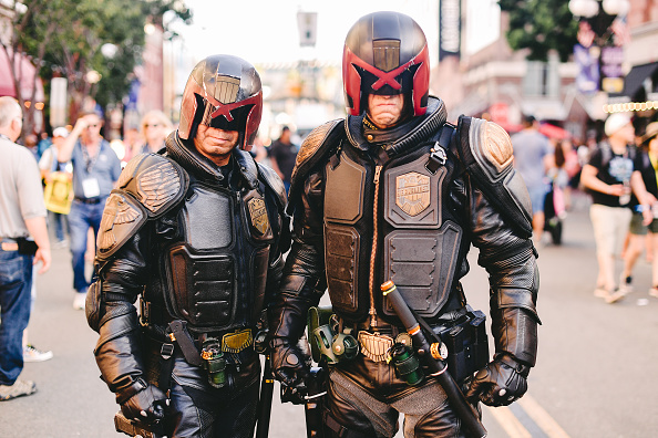 San Diego「2019 Comic-Con International - General Atmosphere And Cosplay」:写真・画像(11)[壁紙.com]