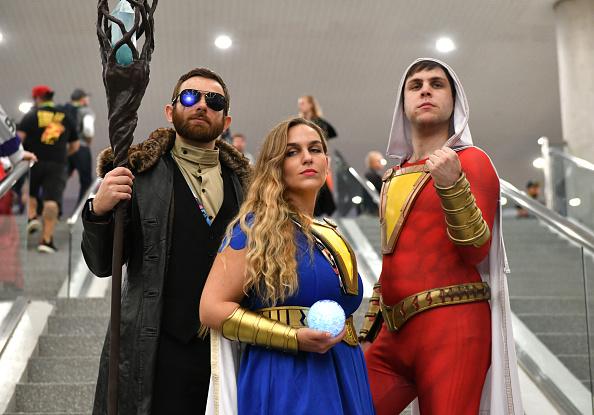 Cosplay「New York Comic Con 2019 - Day 1」:写真・画像(17)[壁紙.com]