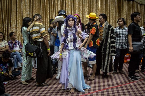 Anime「Japanese Cosplay Blooms In Myanmar」:写真・画像(14)[壁紙.com]