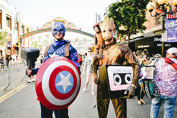 Cosplay「2019 Comic-Con International - General Atmosphere And Cosplay」:写真・画像(1)[壁紙.com]