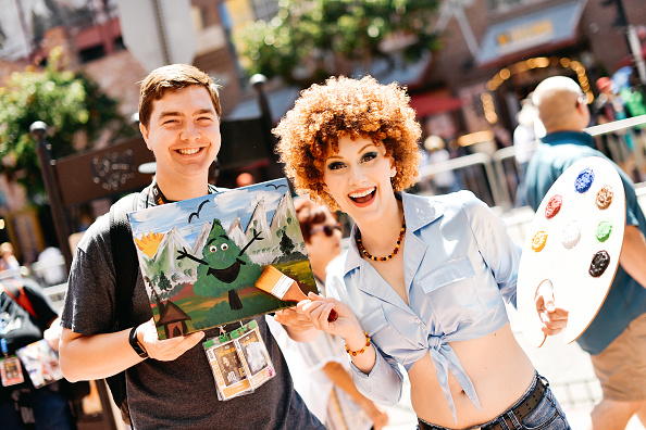 Comic con「2019 Comic-Con International - General Atmosphere And Cosplay」:写真・画像(13)[壁紙.com]