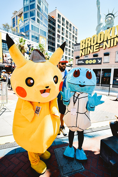 Comic con「2019 Comic-Con International - General Atmosphere And Cosplay」:写真・画像(18)[壁紙.com]