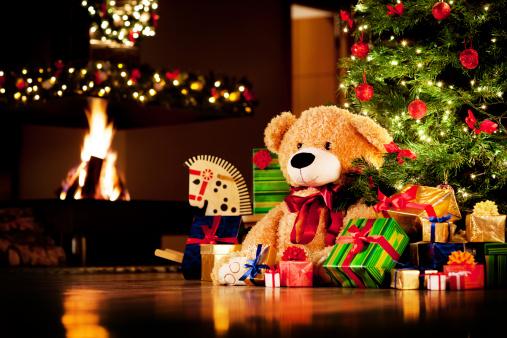クリスマスプレゼントがたくさん