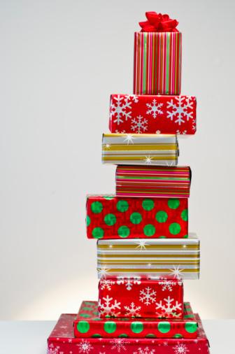プレゼント「Christmas presents」:スマホ壁紙(10)
