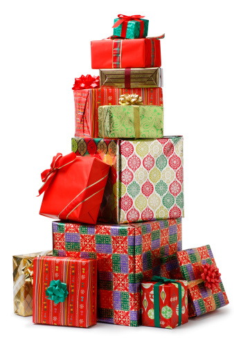 Holiday - Event「Christmas Presents」:スマホ壁紙(2)