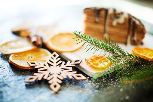Decoration「クリスマス」:スマホ壁紙(9)